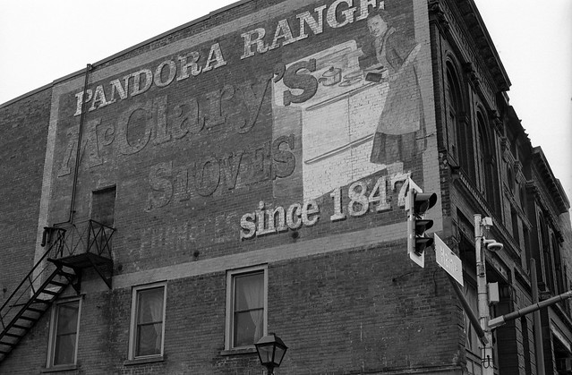 Ghost Sign