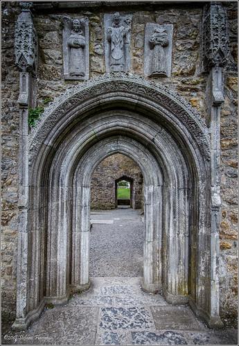 clonmacnoise antico monastero irlanda ireland