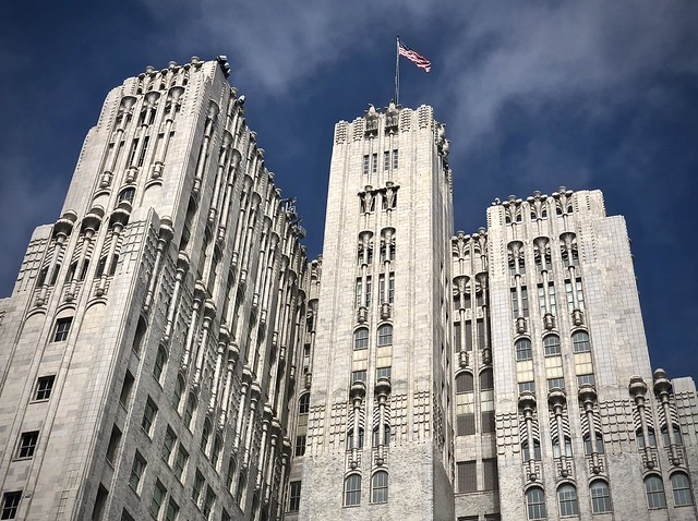 The Pacific Telephone Building