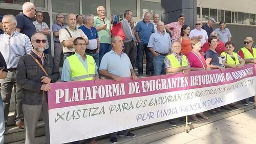 O BNG apoia a reivindicación dos emigrantes retornados | by BNG [www.bng-ribeira.gal]