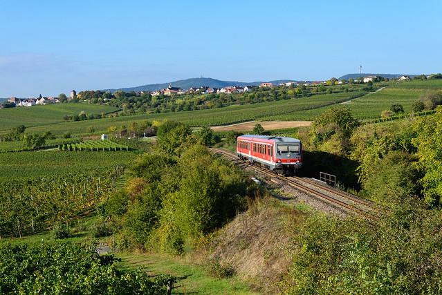628 483, RB Frankenthal - Ramsen, Dackenheim