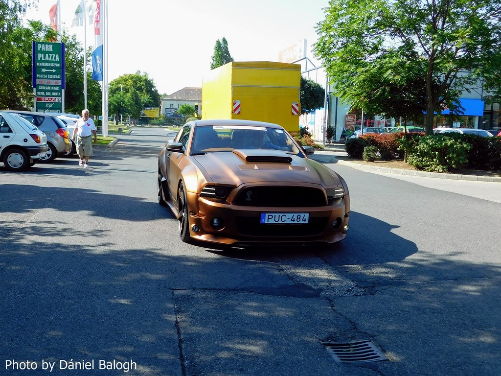 Ford mustang df tuning shelby gt500 by daniel supercars