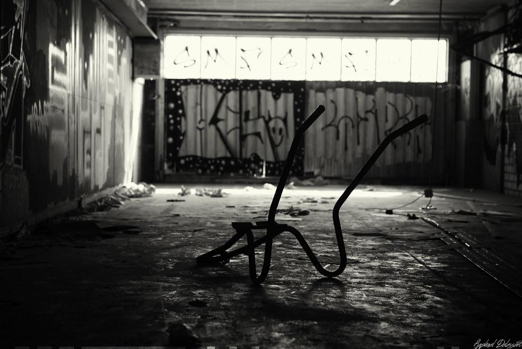 Casino abandonné Sion