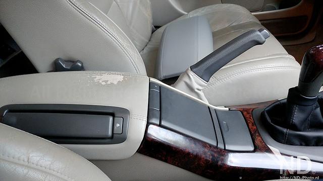 Volvo S80 2.4T OEM Armrest