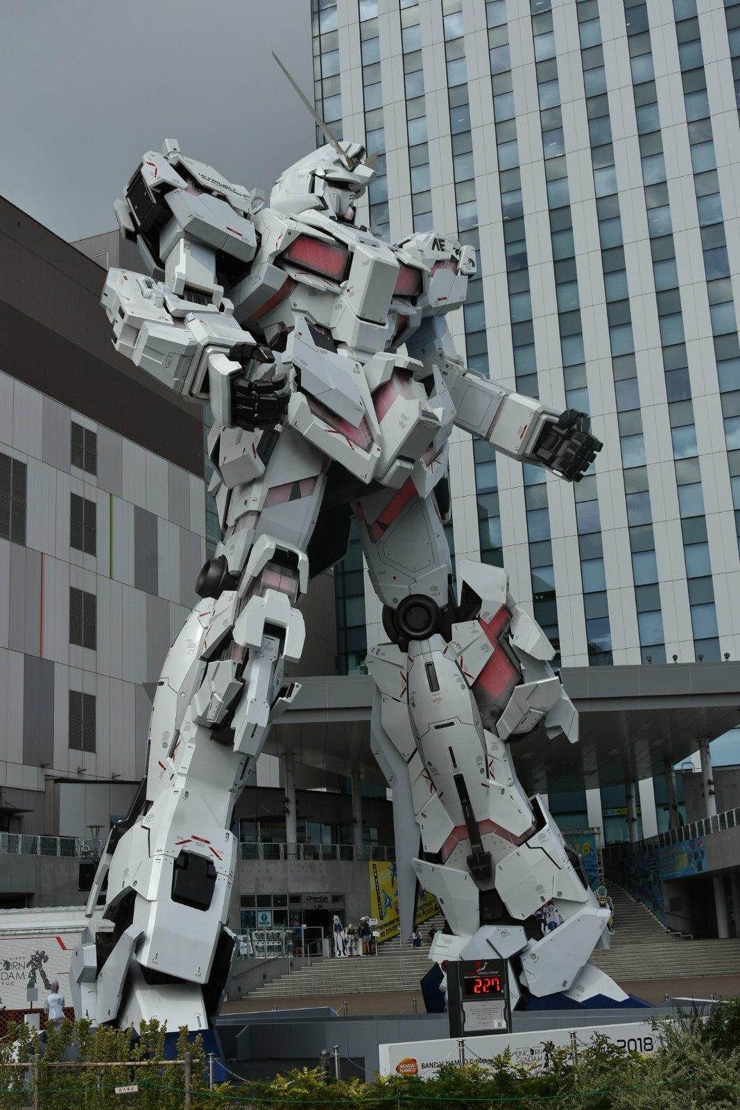 Odaiba - Gundam