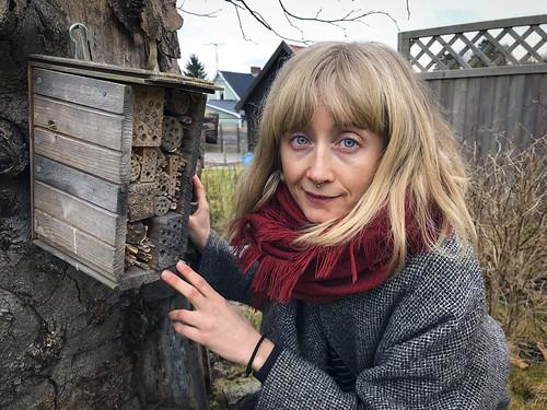 Lina Herbertsson   by vetenskapoallm