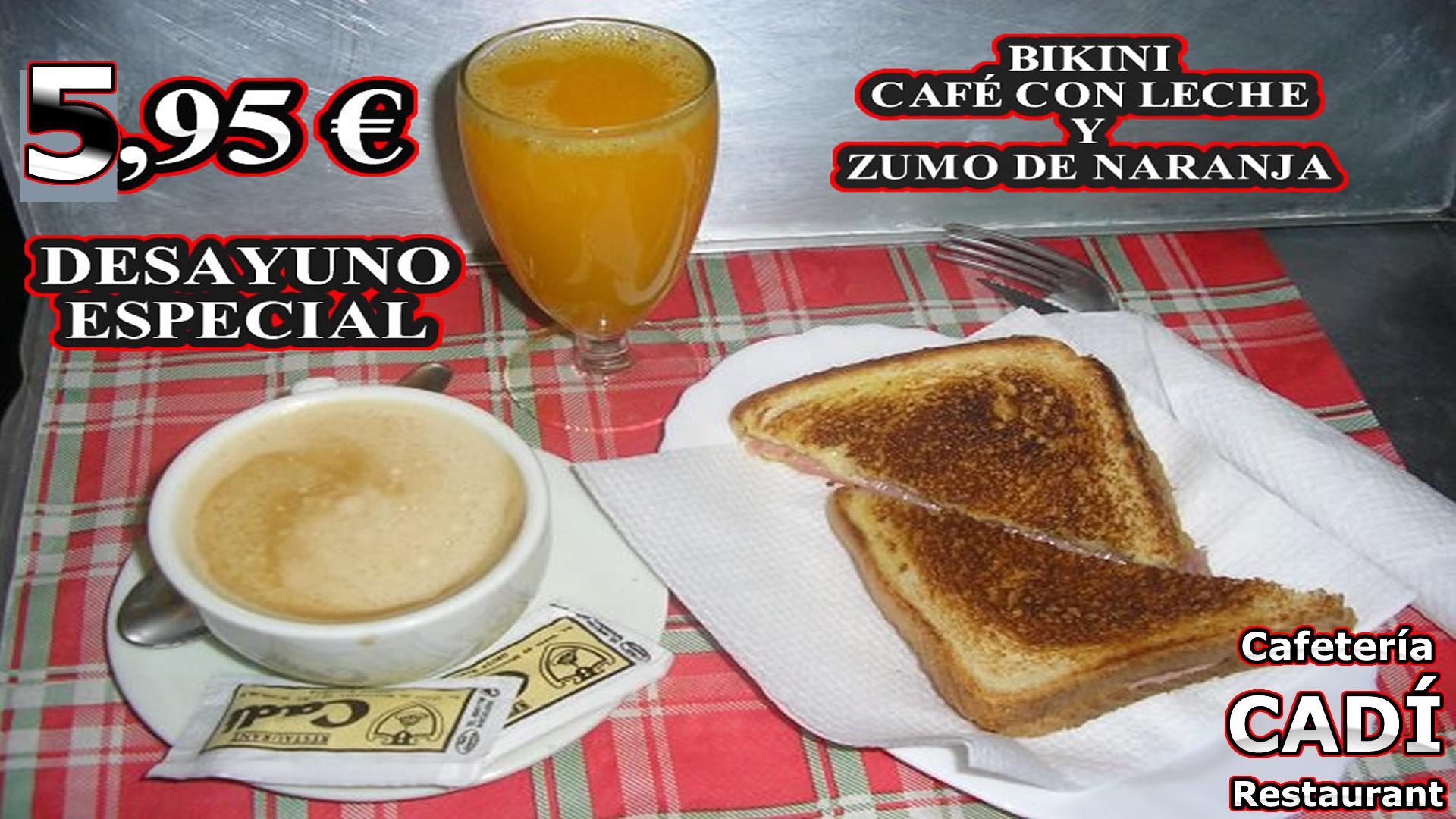 Desayuno Especias