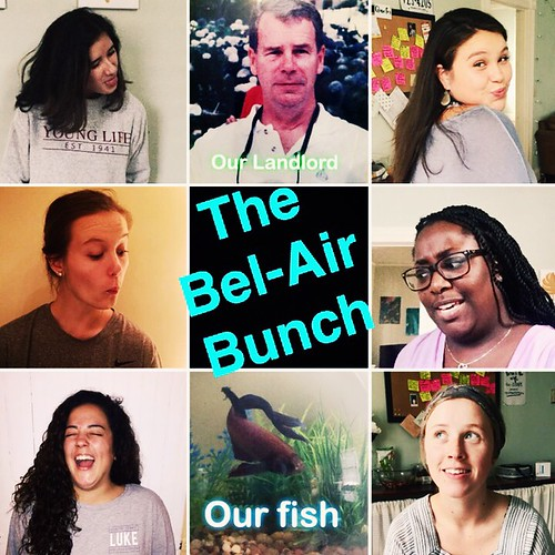 I'm sure you've heard of the Brady Bunch right? Well meet the Bel-Air Bunch! | by Tyratenee