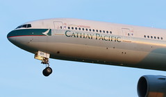Cathay Pacific Airways Boeing 777-300