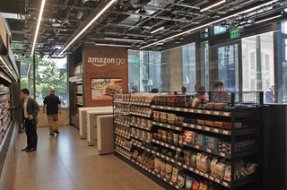 Amazon Go at Madison Centre | by SounderBruce