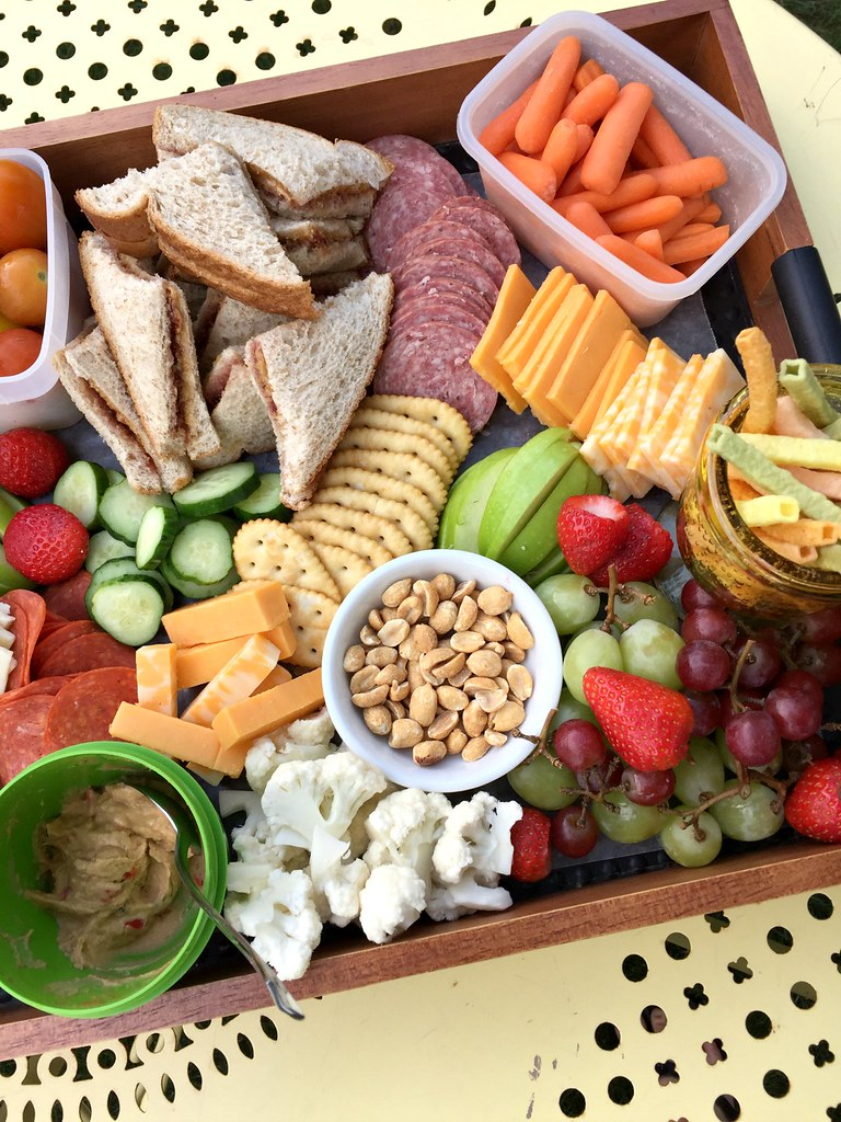 simple summer charcuterie board meals