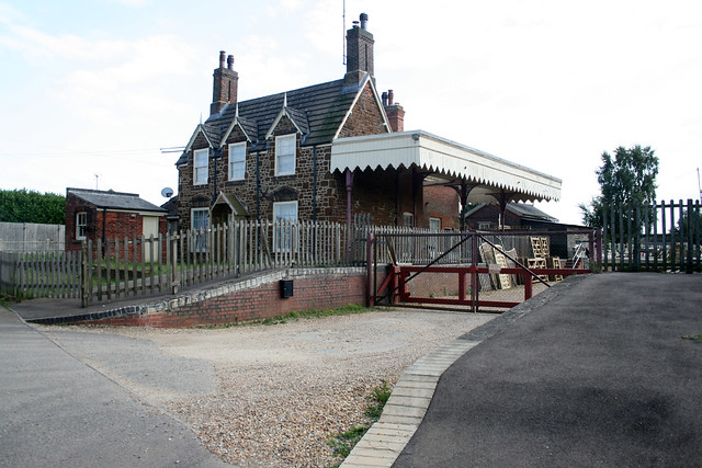 Dersingham old station
