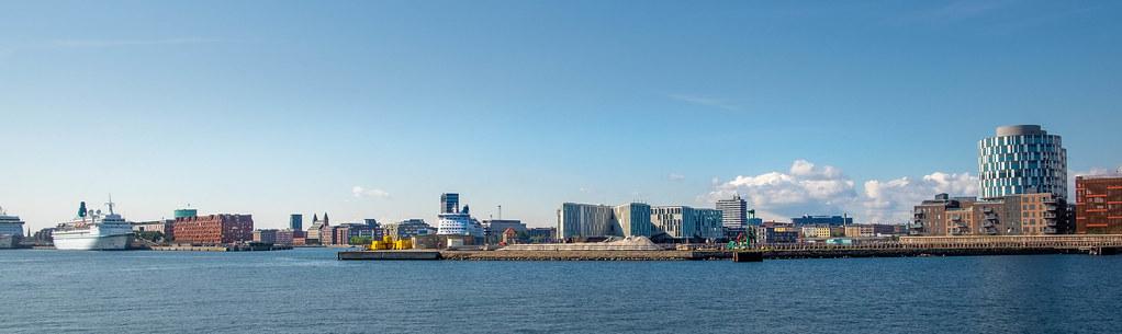 Part of Copenhagen Waterfront