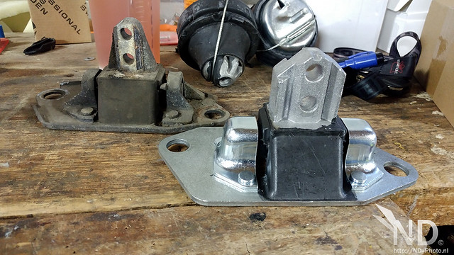 Volvo S80 2.4T Engine Mounts
