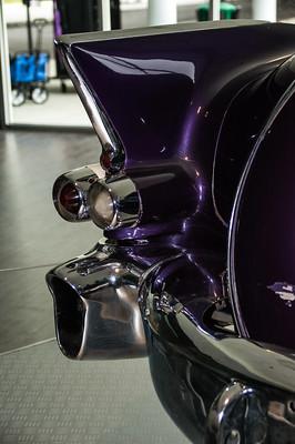 1956 Cadillac Eldorado Tail Fin