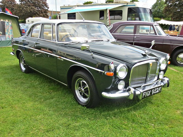423 Rover 3.5 litre (P5B) Coupe (1972)