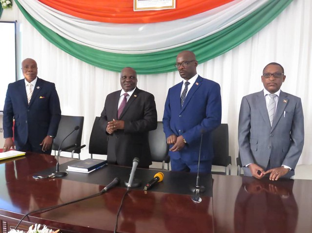 Burundi-2018-06-25-IAPP Is Inaugurated in Burundi