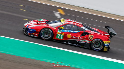 #71 AF Course Ferrari 488 GTO Evo - WEC 6 Hours of Silverstone 2018 | by Xtra Photographic