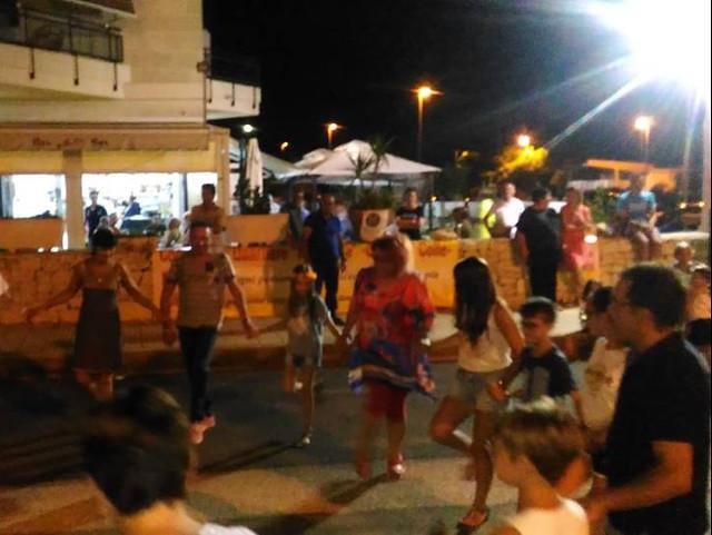 quartiere rinascita serate danzanti