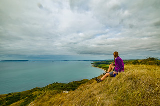 Jurassic Coast - top hikes in the UK | by www.beckythetraveller.com