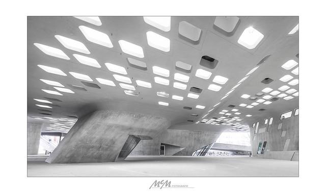 ScienceCenter - Wolfsburg - phaeno 1/4