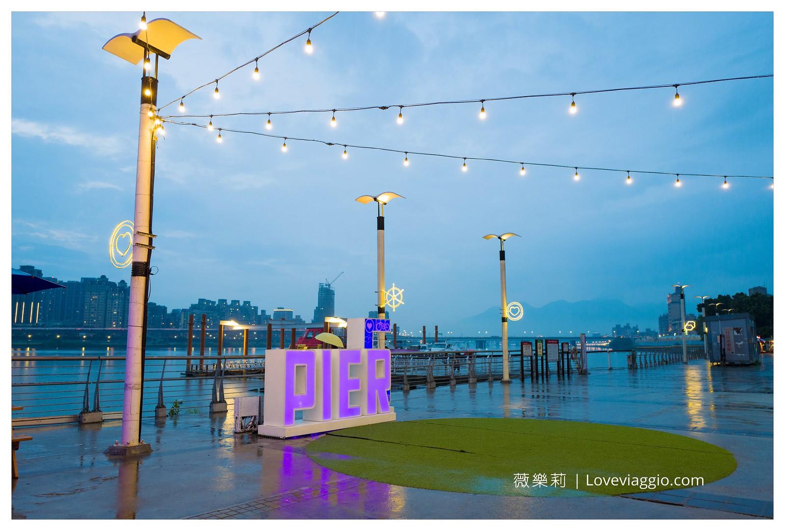 【台北 Taipei】Pier 5大稻埕貨櫃市集 B House百齡罈貨櫃酒吧 城市中的小基地 @薇樂莉 Love Viaggio | 旅行.生活.攝影