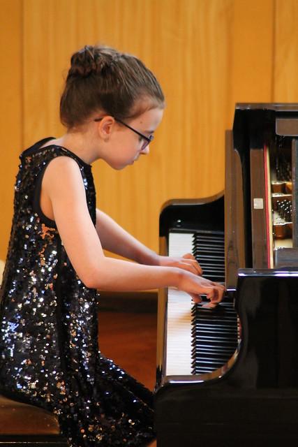 II. Megyei Zongoraverseny és találkozó 2018. április 25.