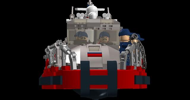 Safe 65 Full Cabin Inboard 8