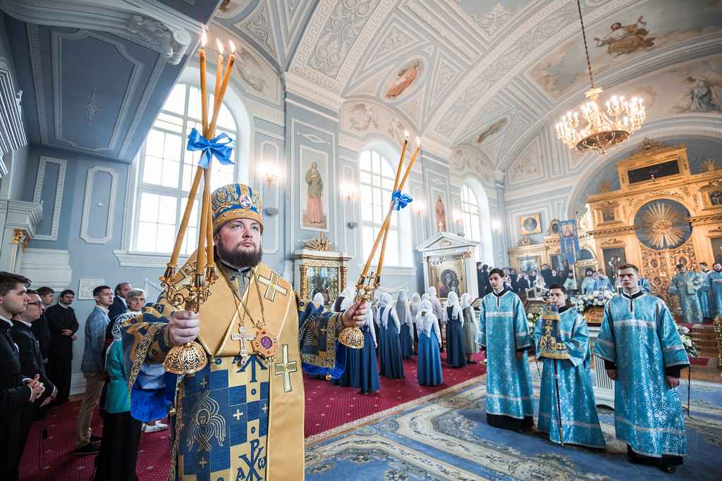 20-21 сентября 2018, Рождество Пресвятой Богородицы / 20-21 September 2018, The Nativity of Our Most Holy Lady the Theotokos
