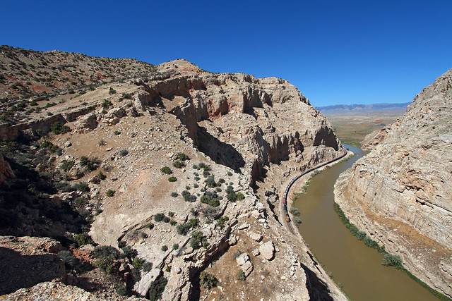 Afternoon over Sheep Canyon