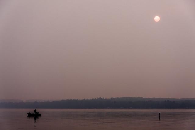 Smoky Fishing