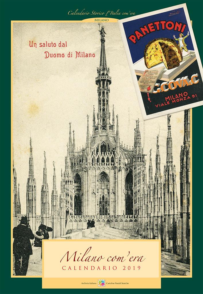 Calendario Milano.Calendario Storico 2019 Milano Com Era Flickr