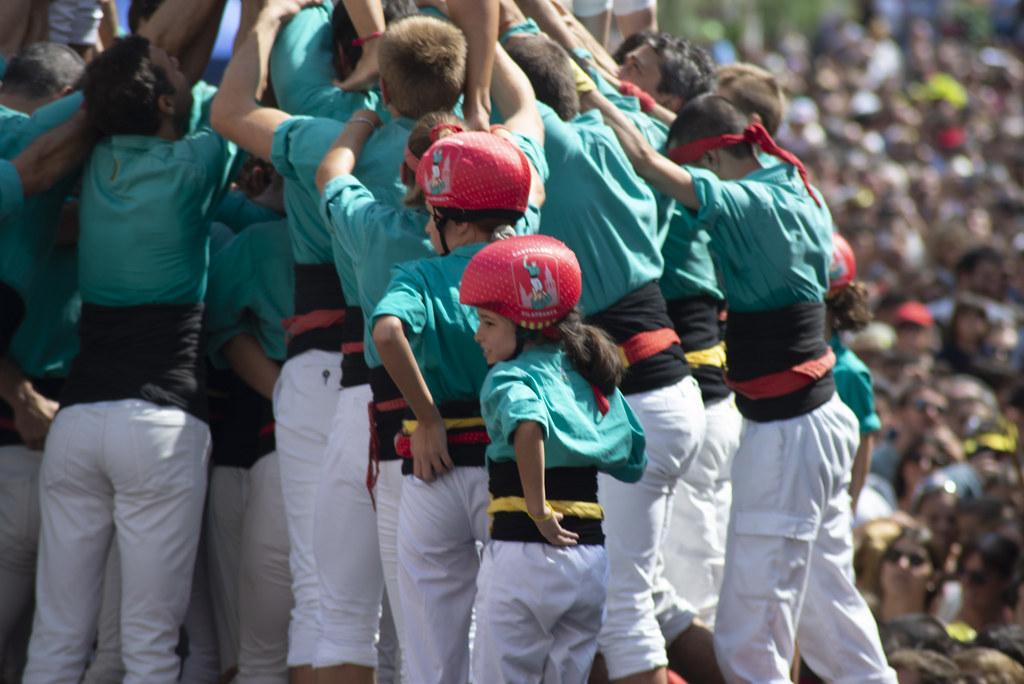 Castellers de Vilafranca- Santa tecla 2018 -23