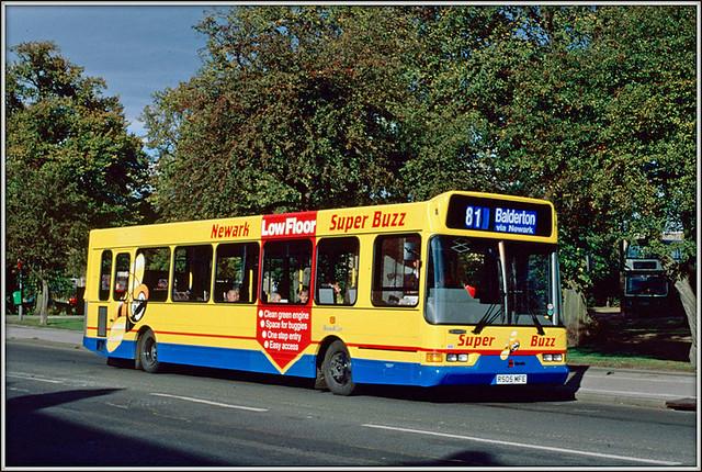 Lincolnshire RoadCar 505
