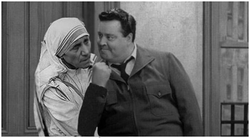 The Honeymooners: There was no reasoning with Ralph Kramden, even on the topic of world hunger.
