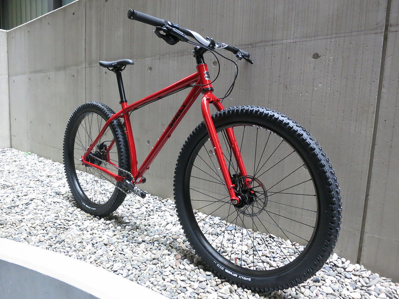 SURLY Krampus Alfine 11 2
