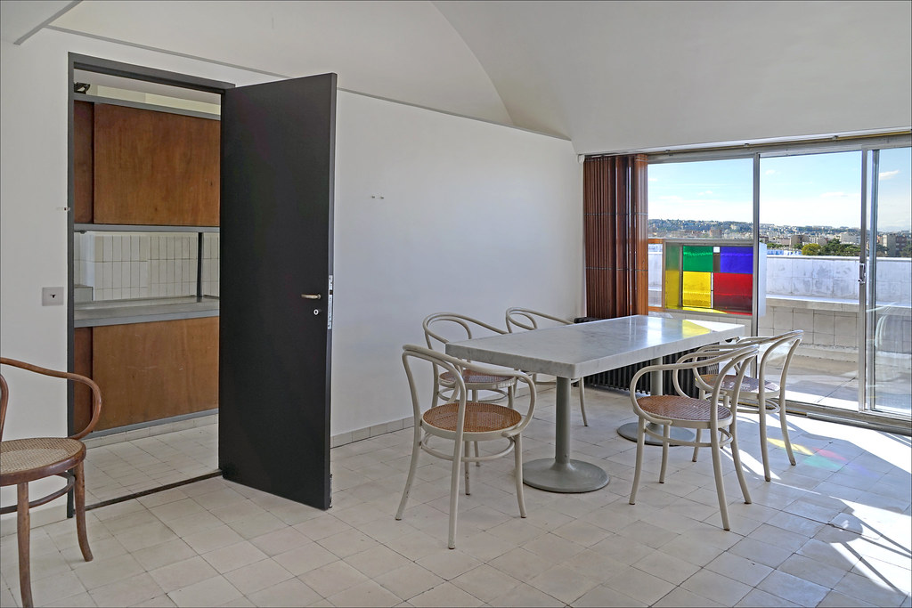 L'atelier-appartement de Le Corbusier (Paris)