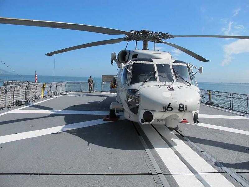 Mitsubishi SH-60J Seahawk 1