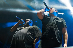 Run The Jewels en Riot Fest Chicago 2018