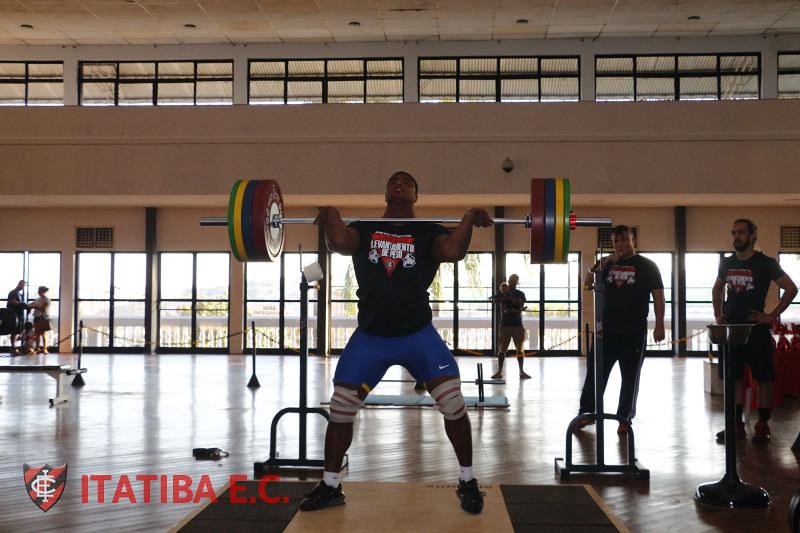 Campeonato de Levantamento de Peso 2018