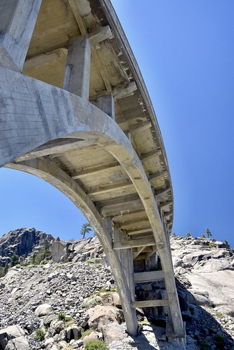 donnerpass engineering rainbowbridge california historic architecture
