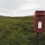 Mailbox, Isle of Skye