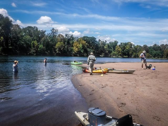 Savanah River with LCU-98