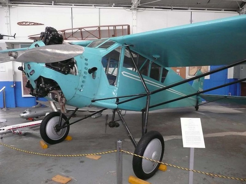 Curtiss Robin C-1 2