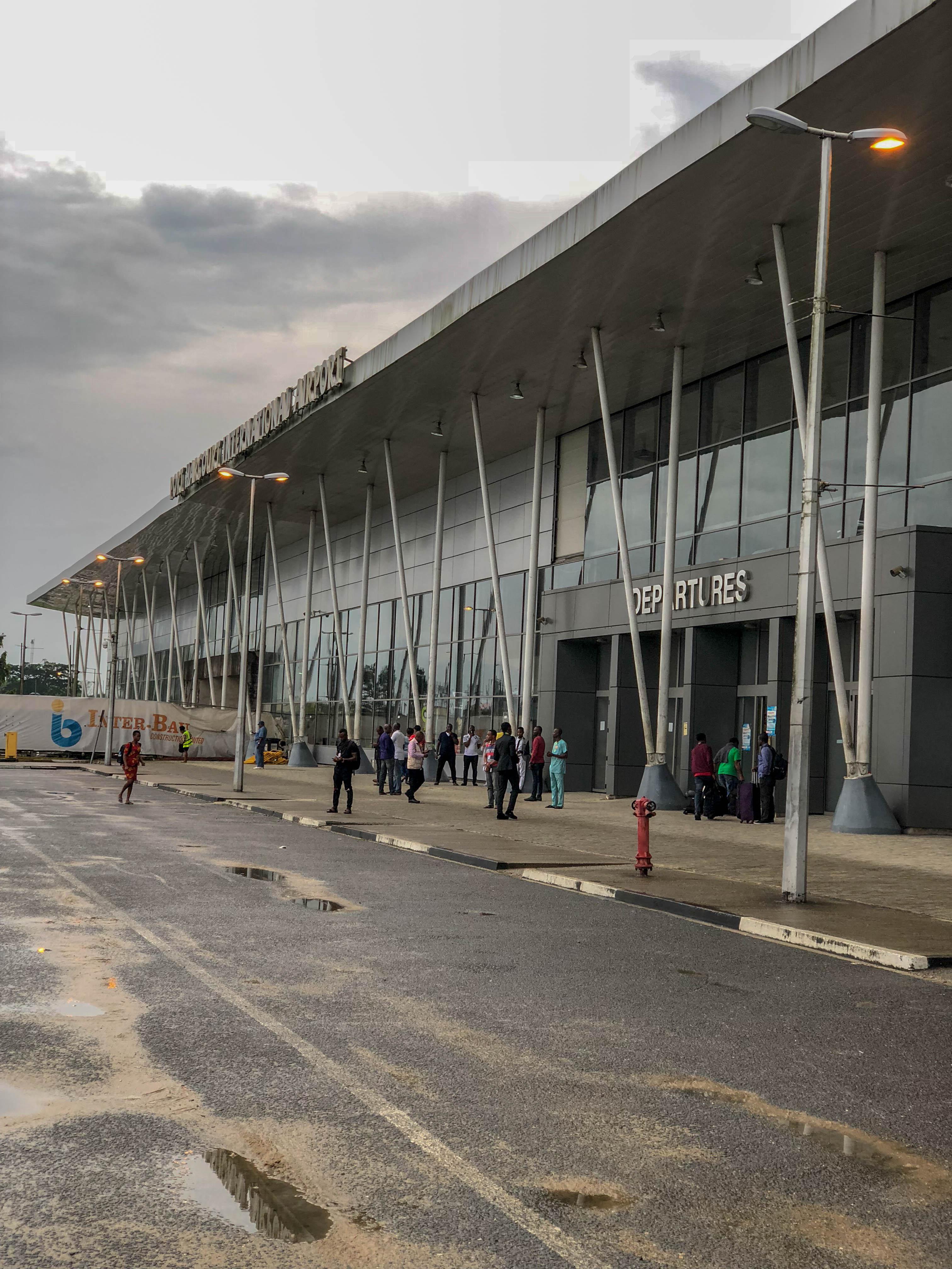 ナイジェリアポート・ハーコート国際空港日の出日の入り時間