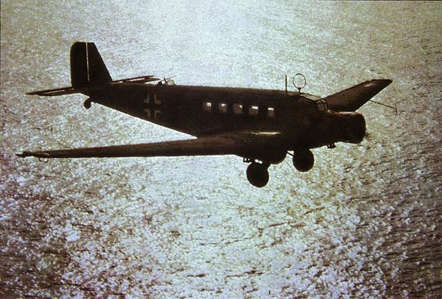 Ju 52 JEC 00828