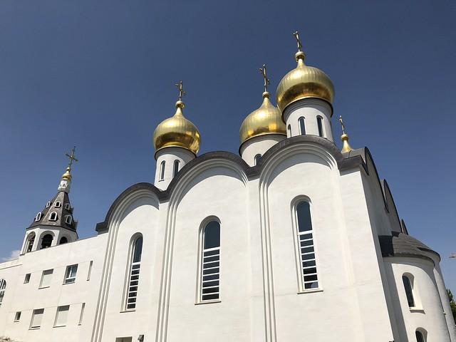Iglesia ortodoxa rusa de Madrid, proclamada catedral en 2018