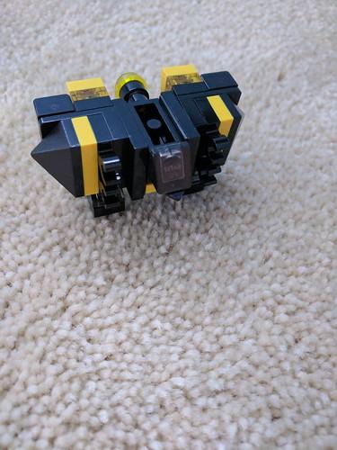 MicroShips Bee - Walker Mode | by Alexial1