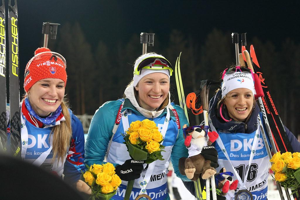 2019-20 Biathlon World Cup Women bets