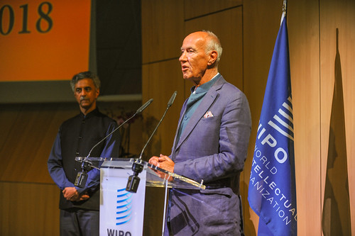WIPO Director General Inaugurates Namaste Geneva 2018 Cultural Event   by WIPO   OMPI